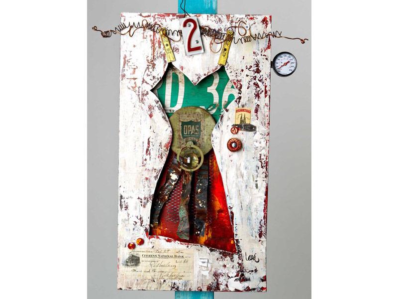 River Clay artist Lesa DeArman