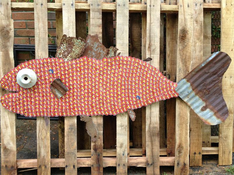 River Clay artist Donna DiGiorgio