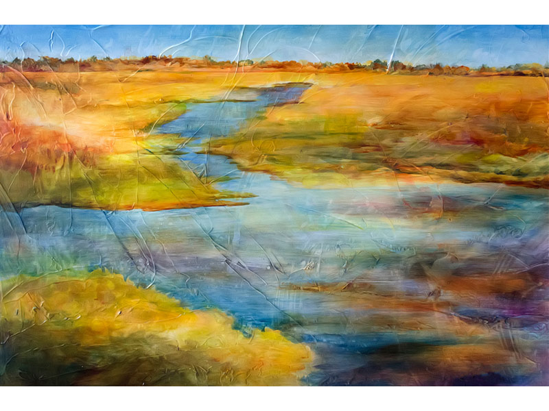 River Clay artist Tanya Dischler