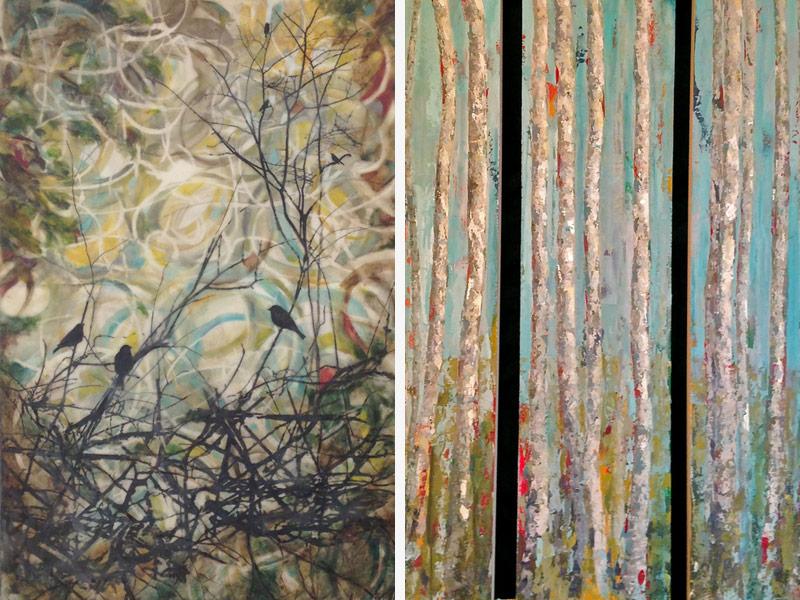River Clay artist Sally Powell