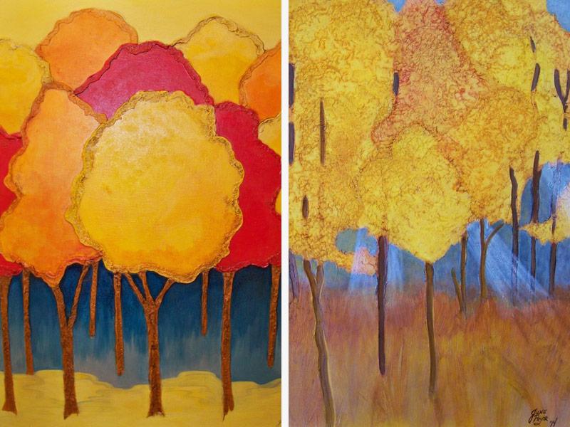 River Clay artist June Pryor
