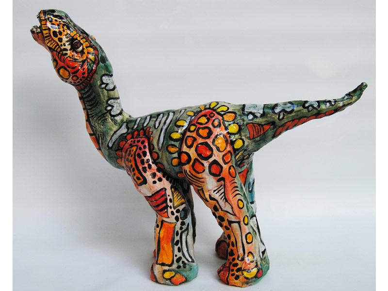 River Clay artist Carolyn Wass