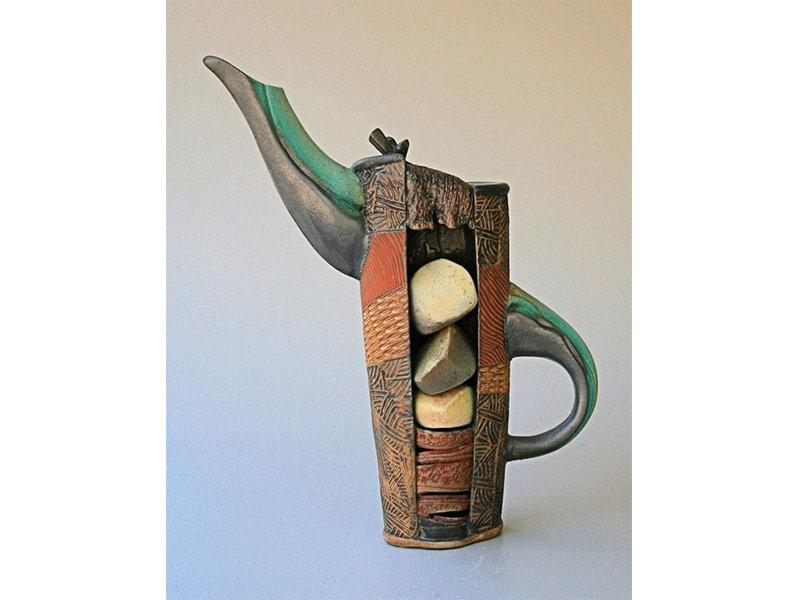 River Clay artist Helene Fielder