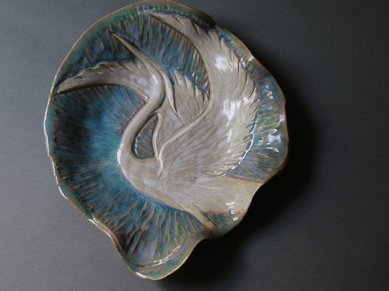 River Clay artist Rick Adams