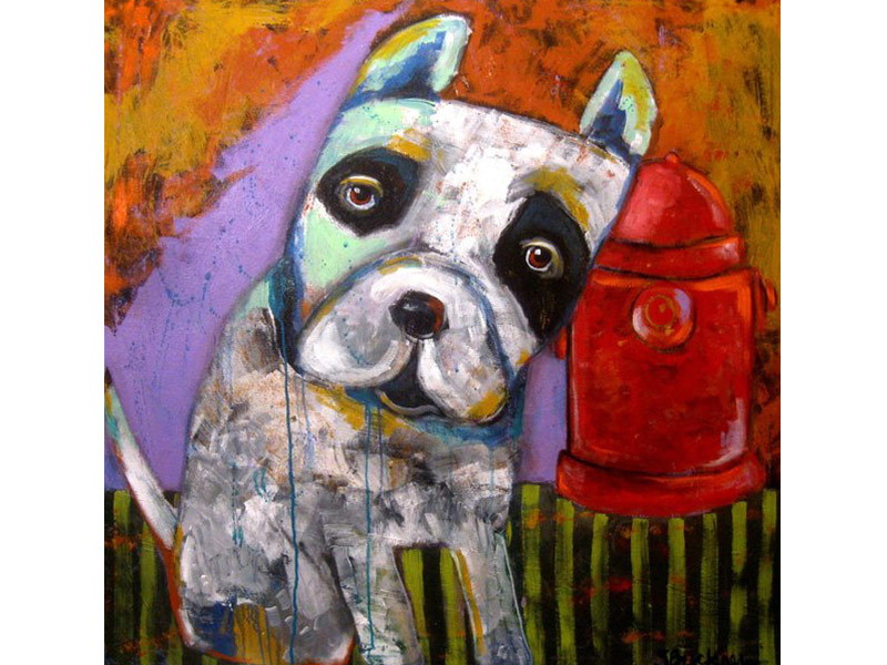 River Clay artist Suzan Buckner