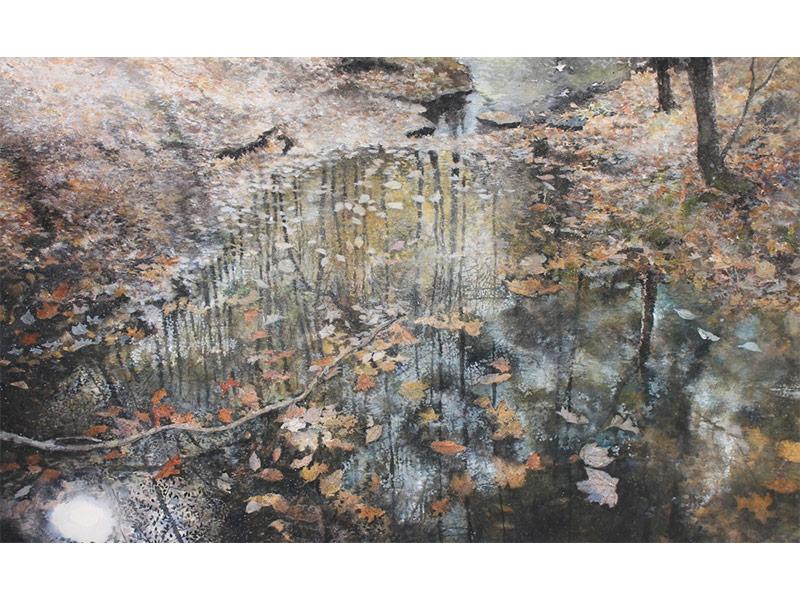 River Clay artist Yuri Ozaki
