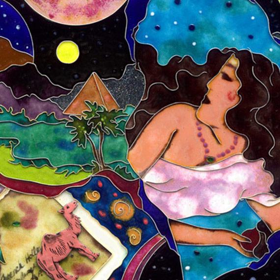 River Clay artist Carole Jayne