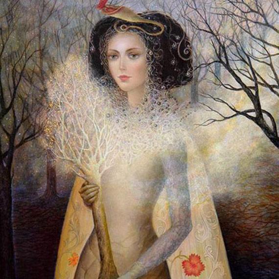 River Clay artist Daniela Ovtcharov