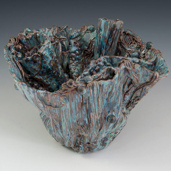 River Clay artist Janet Dunn McGregor