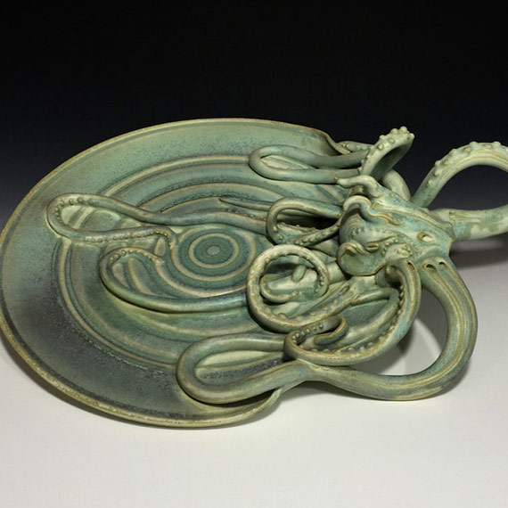 River Clay artist Stacey Morgan