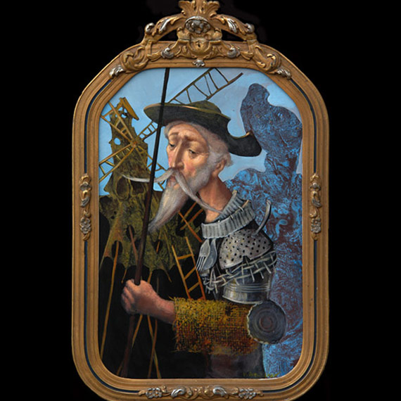 River Clay artist Vladimir Ovtcharov