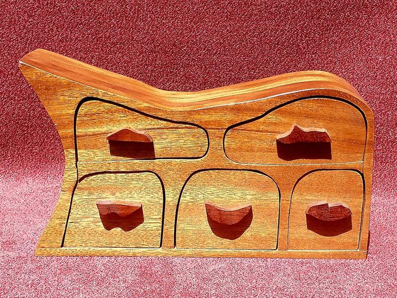 River Clay artist Edward Heerten