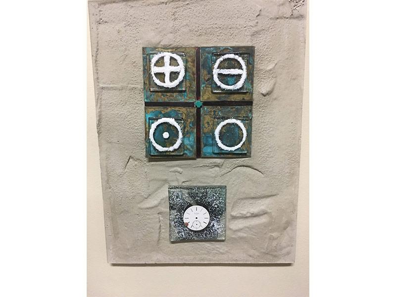 River Clay artist Jim Braun