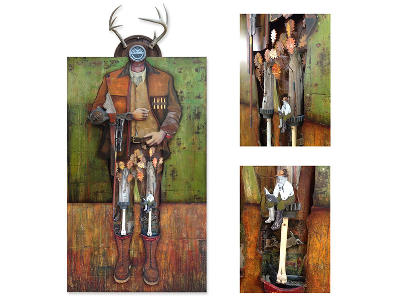 River Clay artist Sloane Bibb