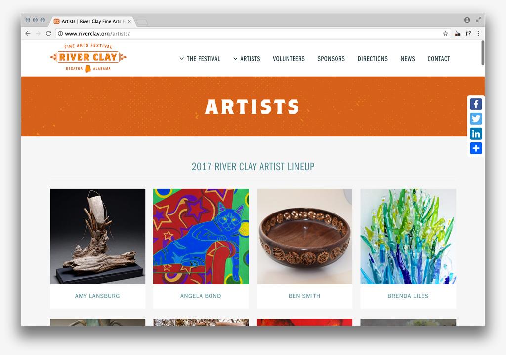 2017 Artist Market